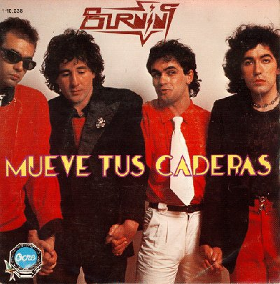 Single de Burning